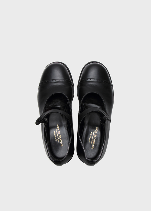 comme des garcons mary jane shoes
