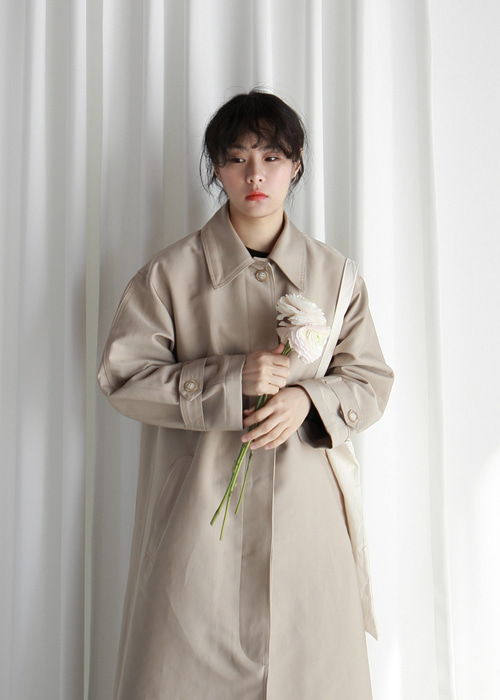 Classic Single Trench Coat