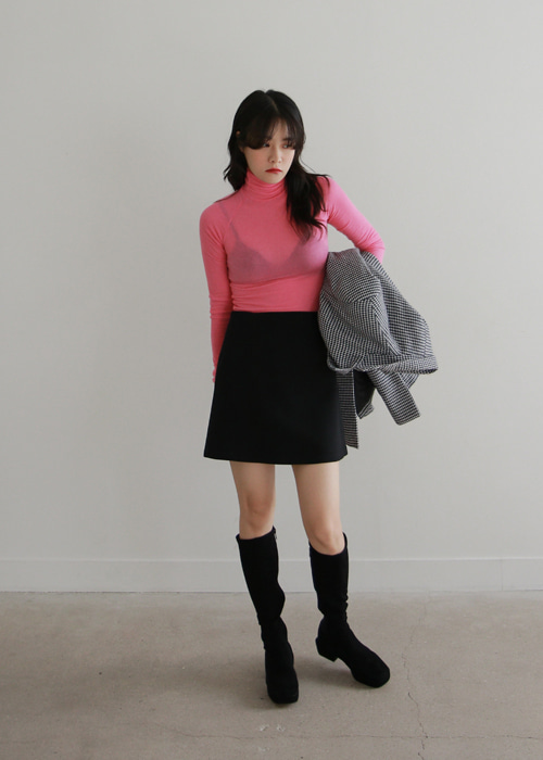 Reglan Turtleneck Top(5color)