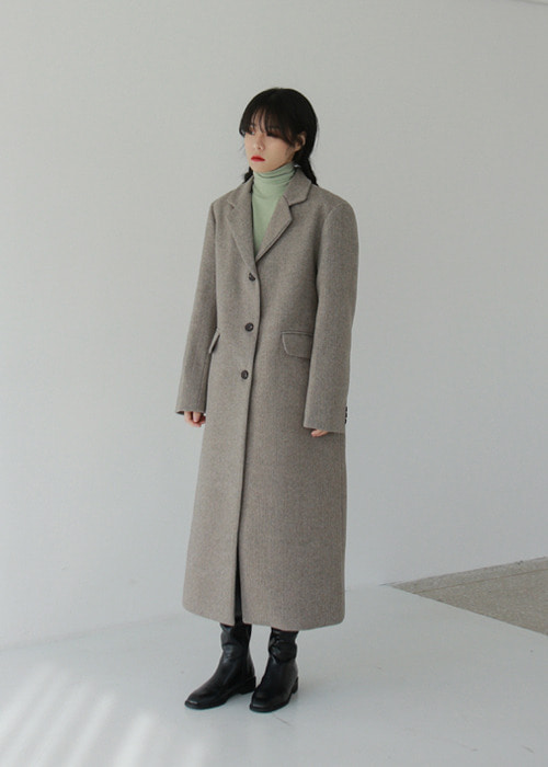 French Maxi Coat(2color)