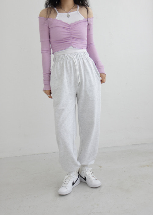 Daily Jogger Pants(2color)