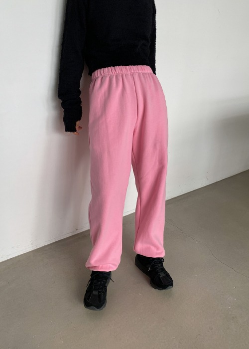 Candy Color Jogger Pants(2color)